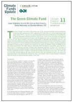 The Green Climate Fund